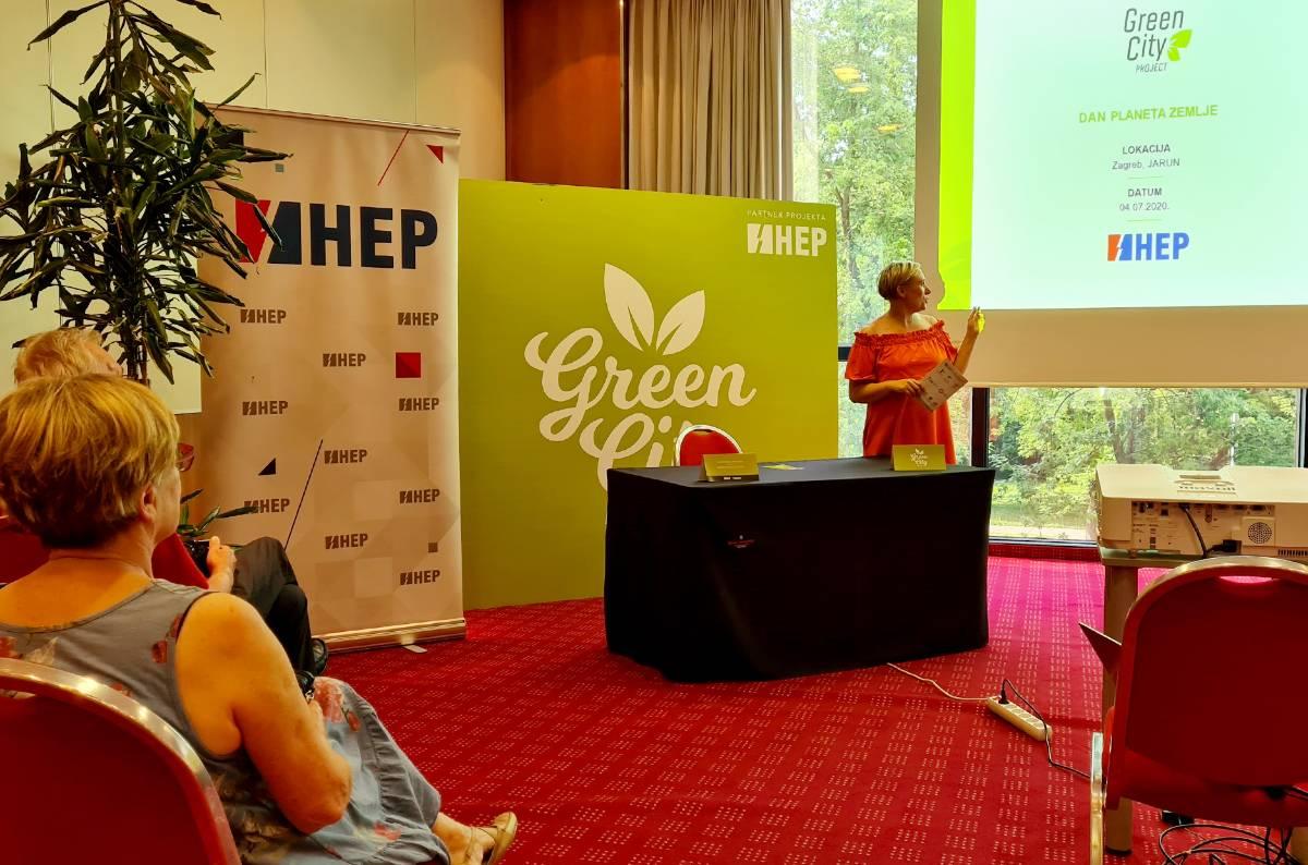 Green City 2020 Press